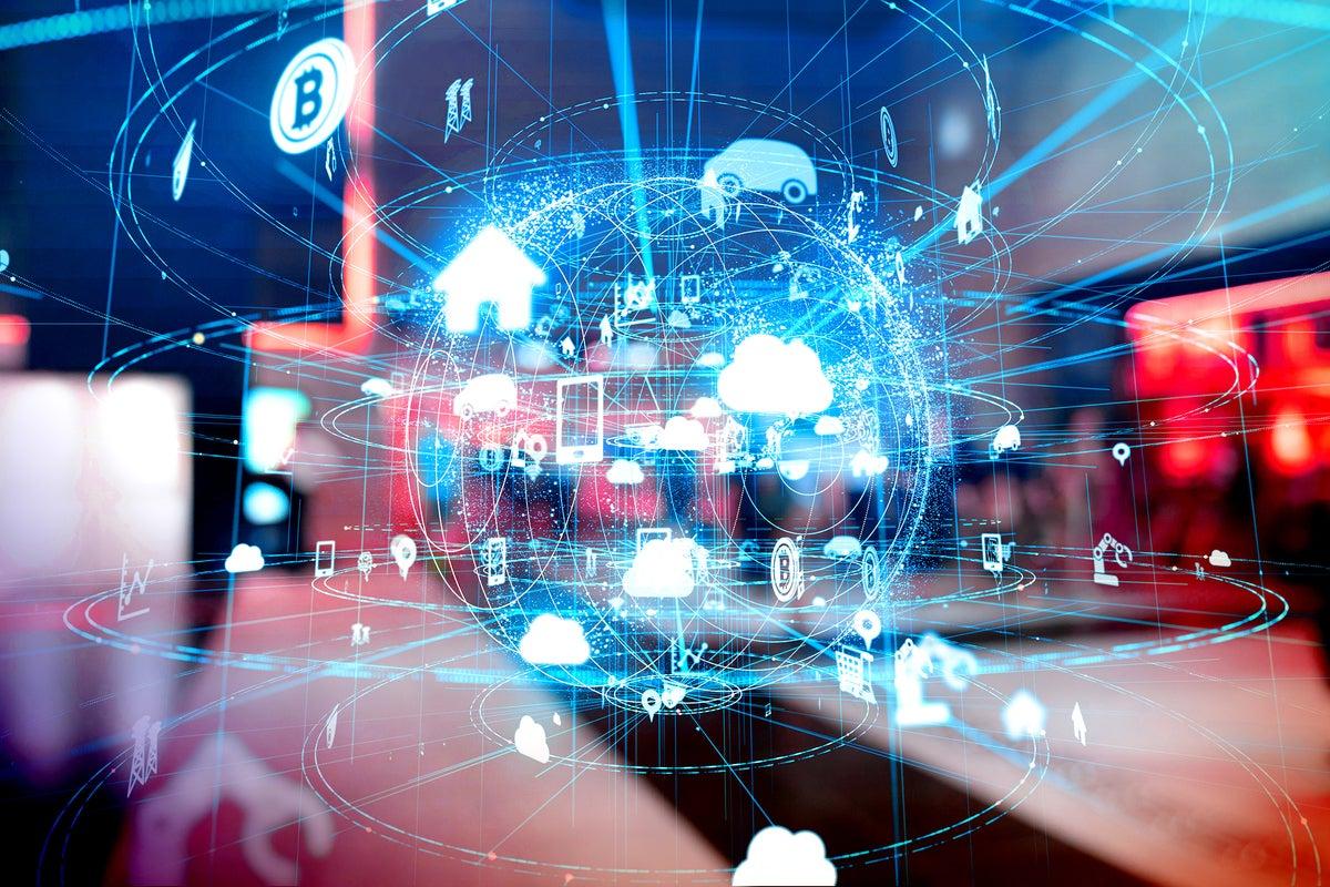network variables + dynamics / digital transformation