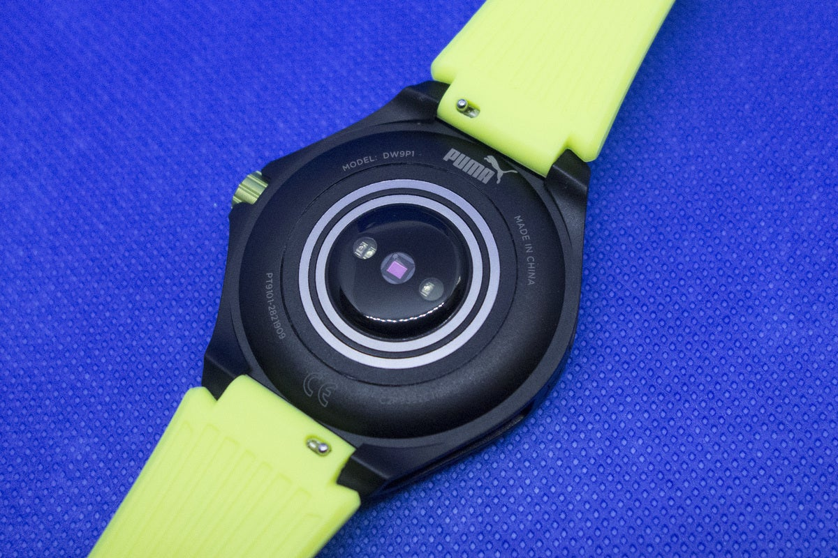 puma smartwatch retour