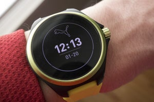 puma smartwatch timem only