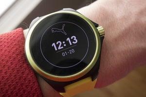 puma smartwatch timem only