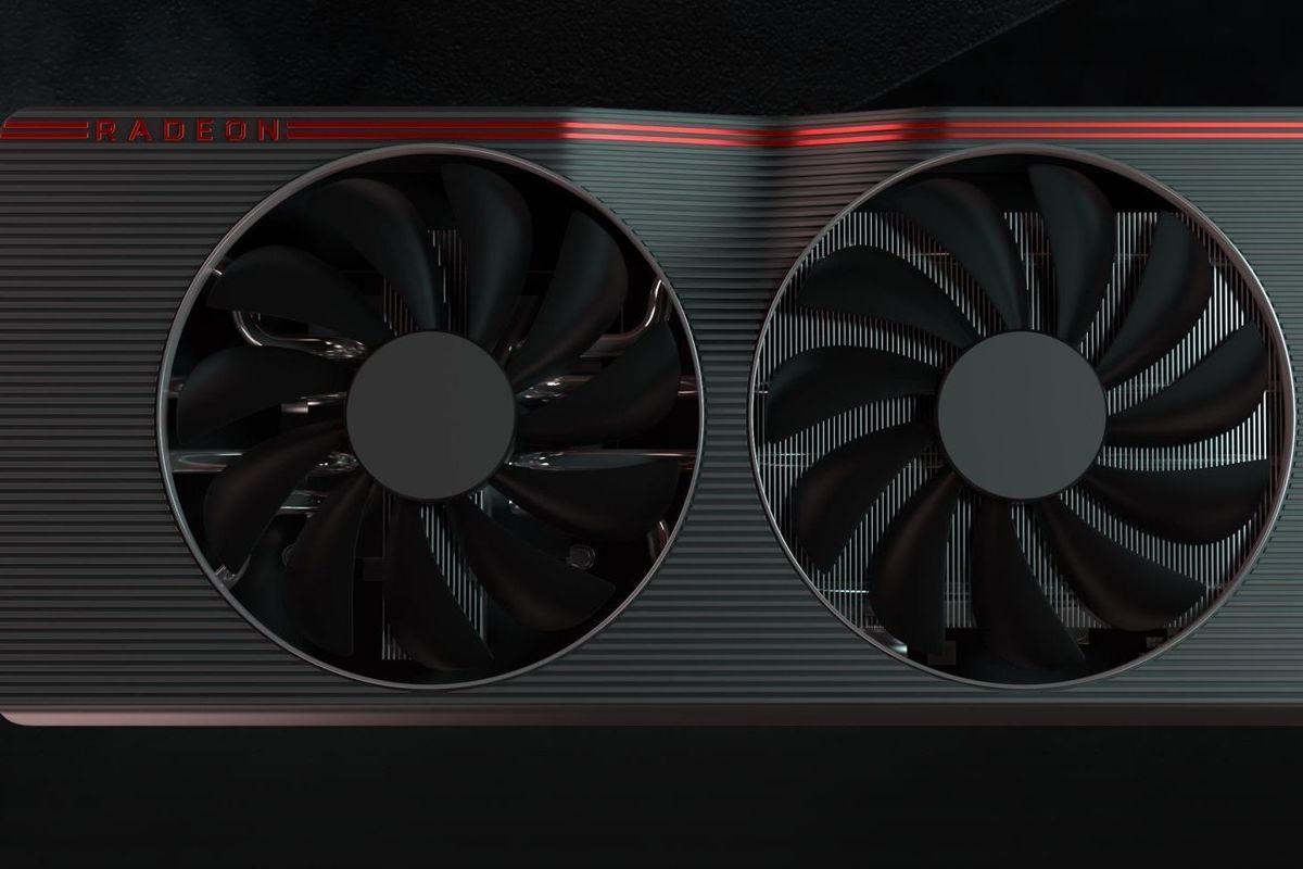 The Radeon Rx 5600 Xt Uses Amd S Cutting Edge Navi Gpu To