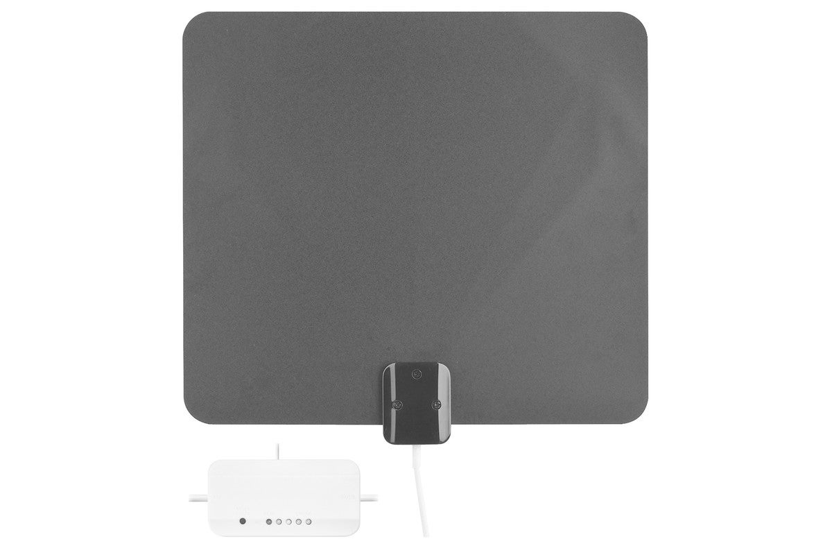 RCA Ultra-Thin Multi-Directional Amplified Indoor Antenna review: Good performance for the price