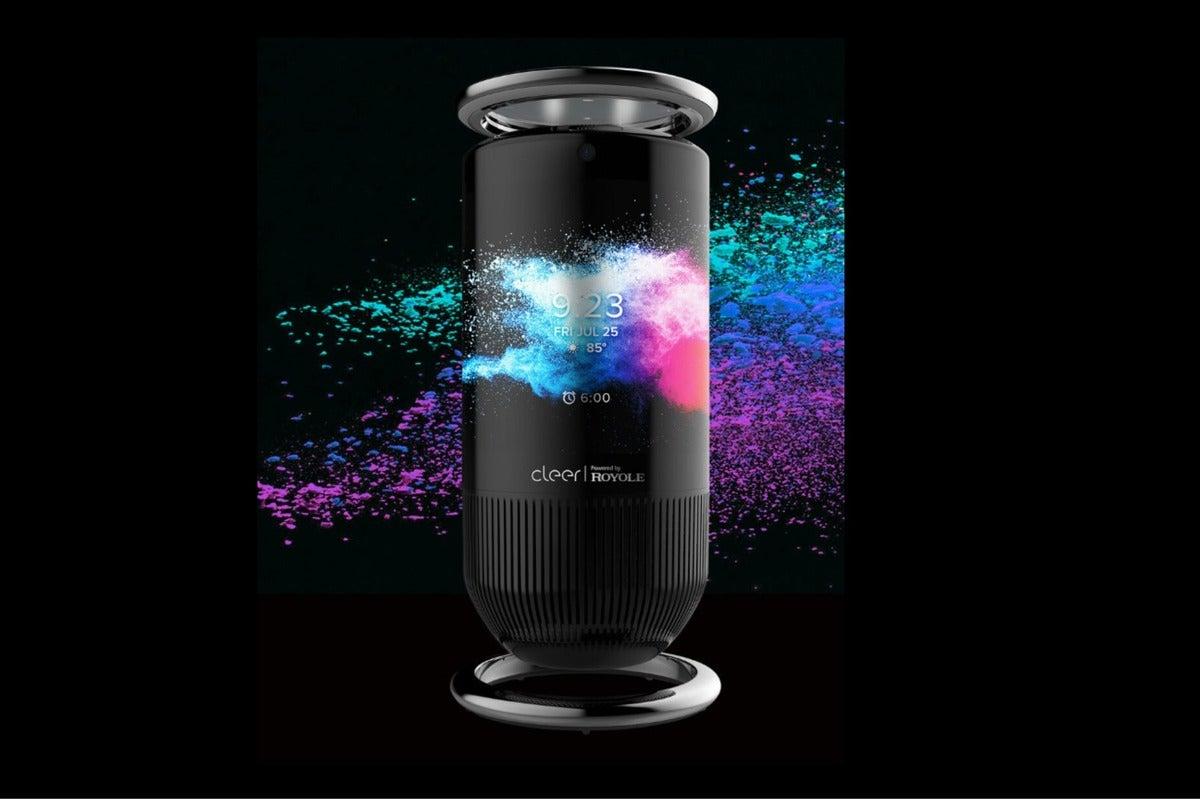 royole smart speaker final edit