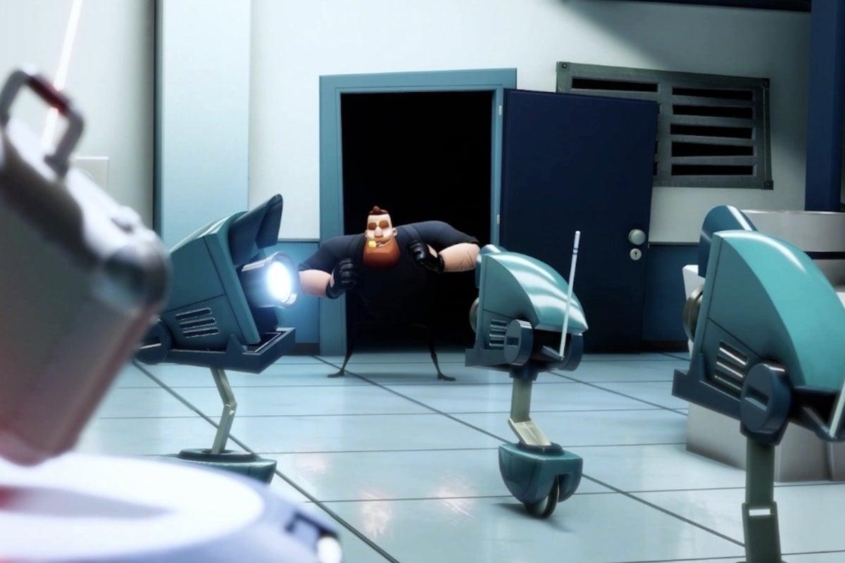 'Secret Oops!' impressions: A rare game that feels more fun in augmented reality
