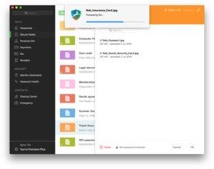 secure file storage desktop mac