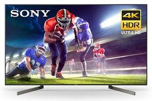 sony 55 inch 4k tv