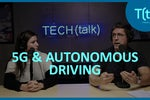 5G and autonomous driving | TECH(talk)