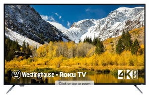 westinghouse 4k uhd tv