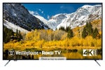 If Santa didn't bring you a new TV, this 58-inch 4K set is under $300