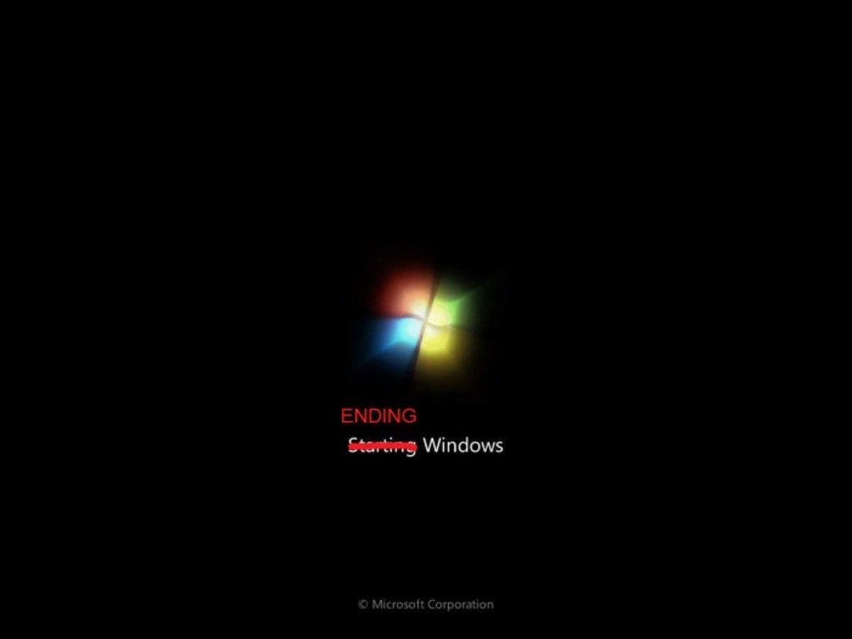 windows 7 logo ending resized