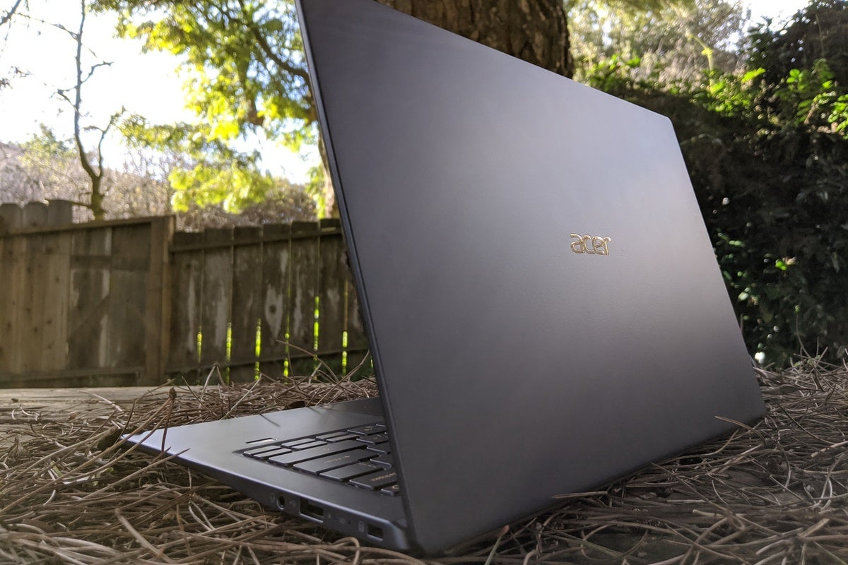 Acer Swift 5 review A small miracle