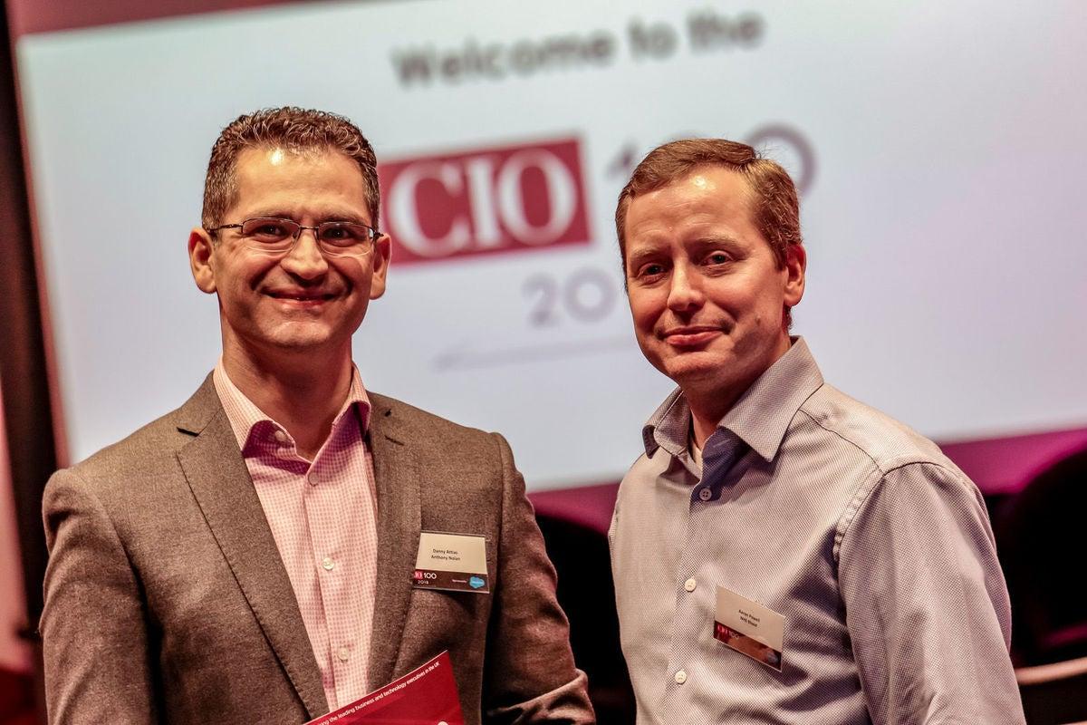 CIO 100 2018 celebrations