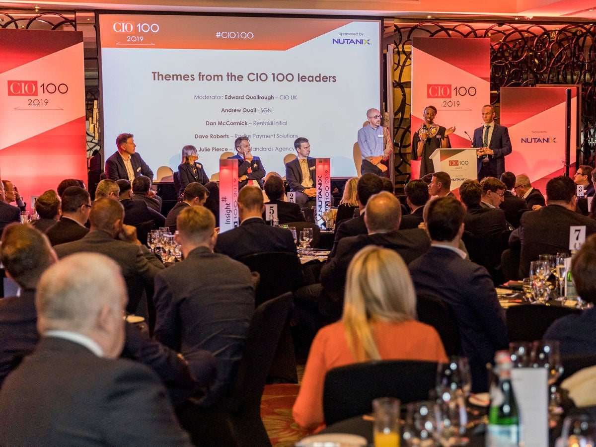 CIO 100 2019 celebrations