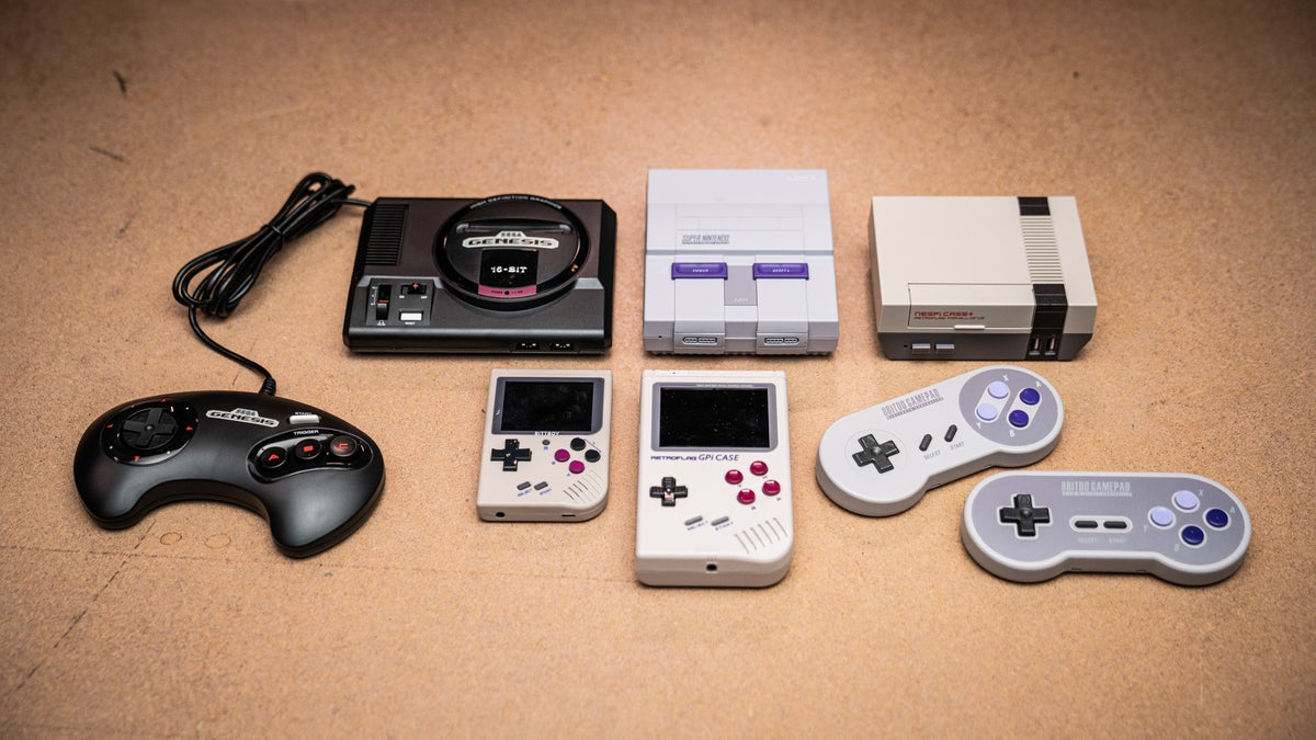 2019 Retro Gaming Emulation Options assorted consoles picture 2