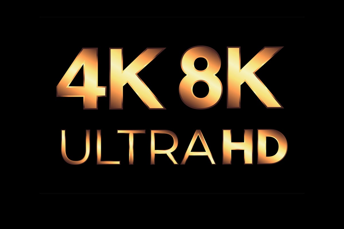 8K vs 4K TVs: Double-blind study by Warner Bros. et al reveals most consumers can't tell the difference