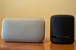 google home max vs amazon echo studio