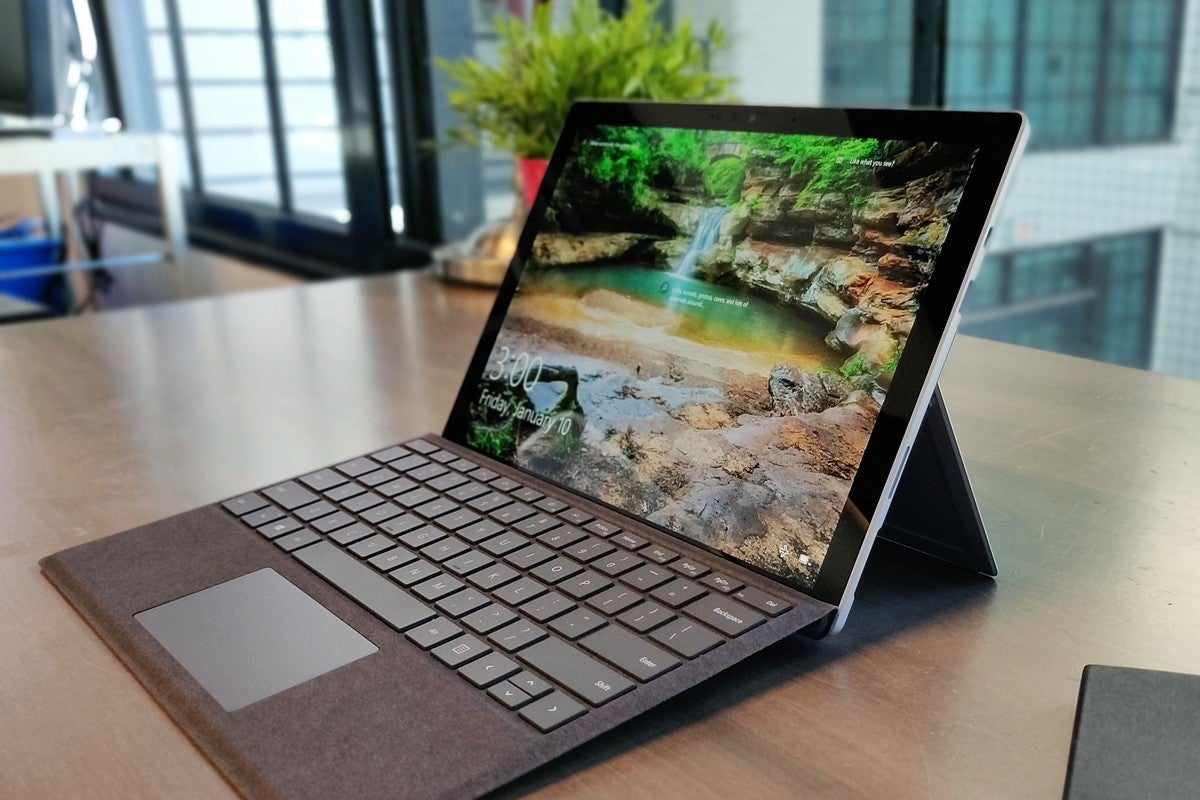 Microsoft Surface Pro 7 review Still the best Windows tablet you can buy