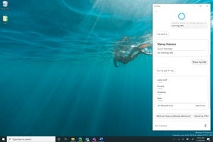 microsoft windows 10 20h1 cortana 2