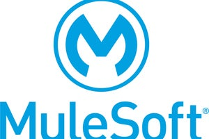mulesoft v 299c logo