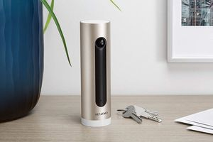 netatmo smart indoor security camera