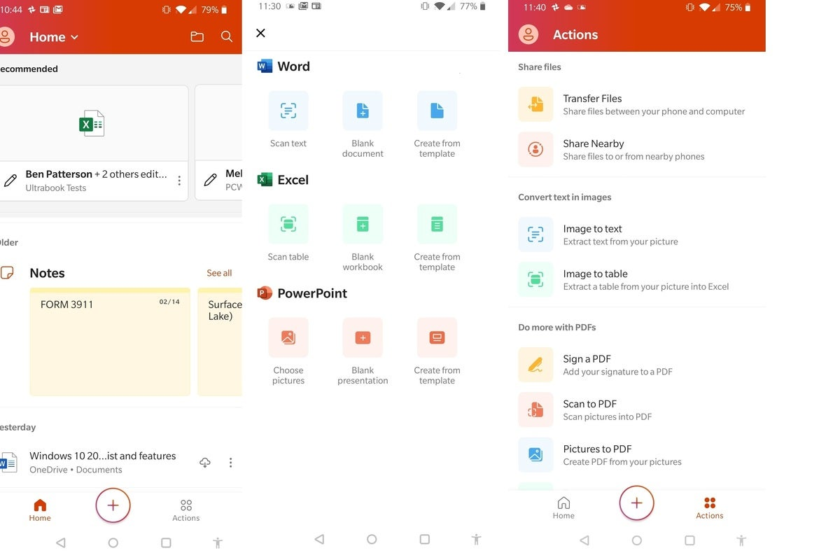 Office app for Android Microsoft primary image