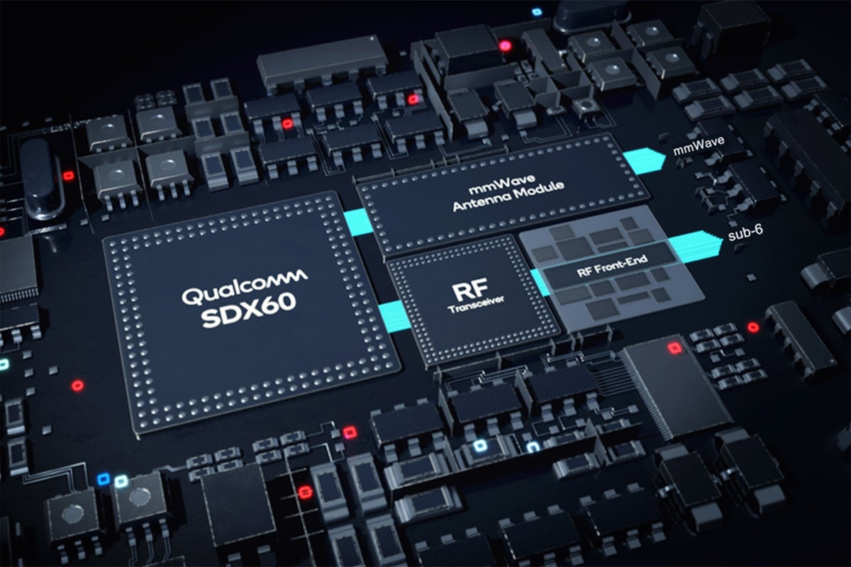 qualcomm 5g system