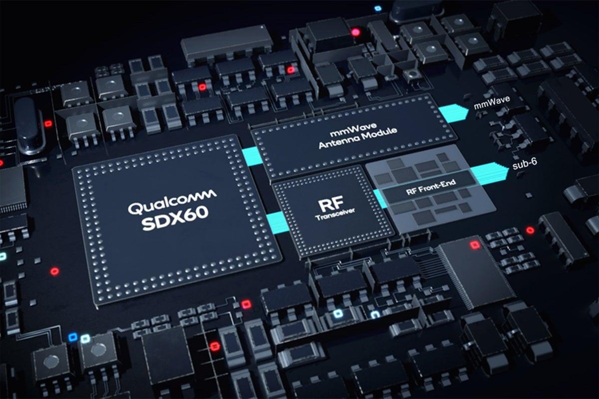 Qualcomm's new Snapdragon X60 5G modem has an audience of one: Apple    Macworld