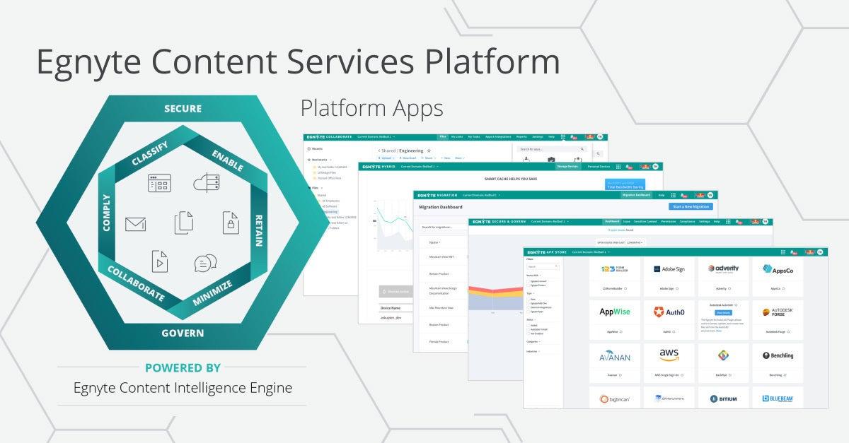 Egnyte: Egnyte Content Services Platform