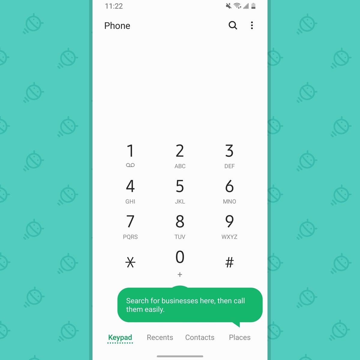 Aplicación de teléfono Samsung (1)