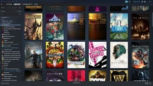 Steam Backlog