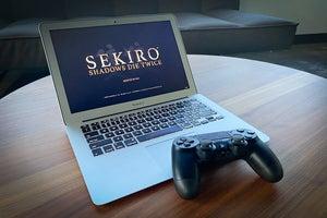 sekiro macbook air 2