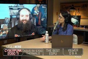 The Full Nerd ep. 126: Nvidia's unbuyable Cyberpunk GPU, Asus blames AMD, why eGPU?