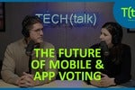 The problem with mobile and app voting