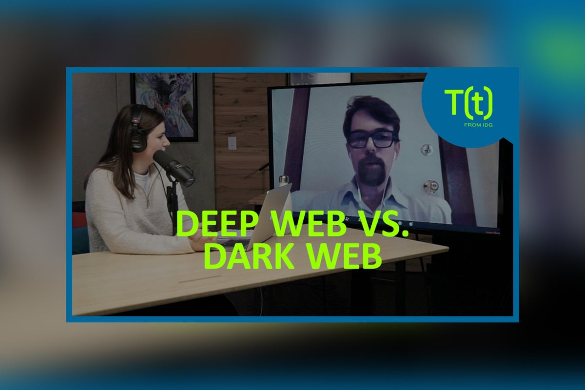 What s the difference between the deep web and the dark web