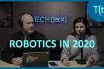 Wearable robotics, cobots and table tennis coaches: 2020 robotics predictions