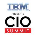 CIO Summit IBM Logo