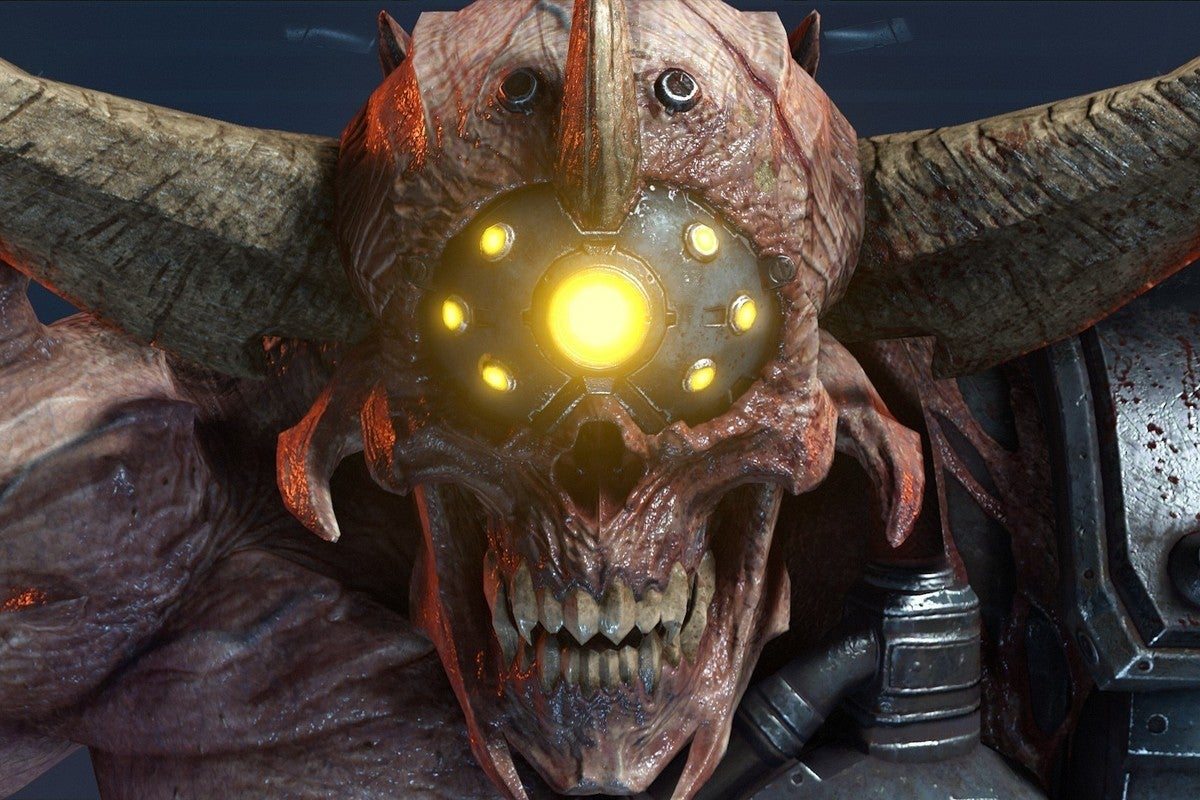 Doom Eternal review It s the end of the world as we know it and I feel fine