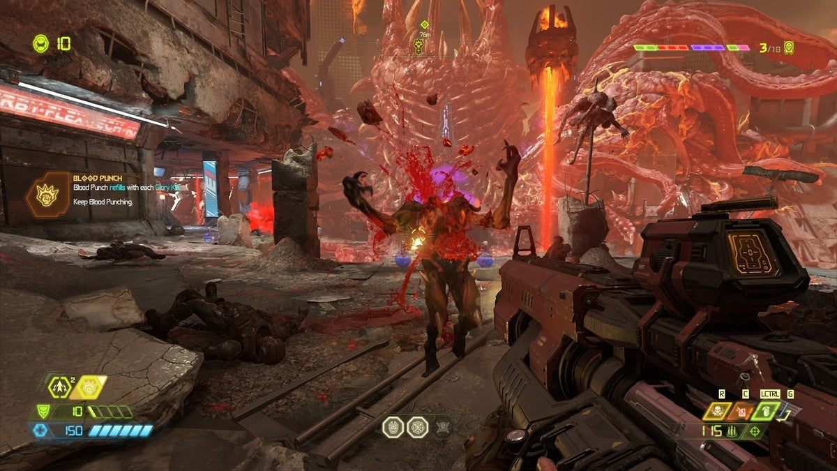 Doom Eternal review: It's the end of the world as we know it (and ...