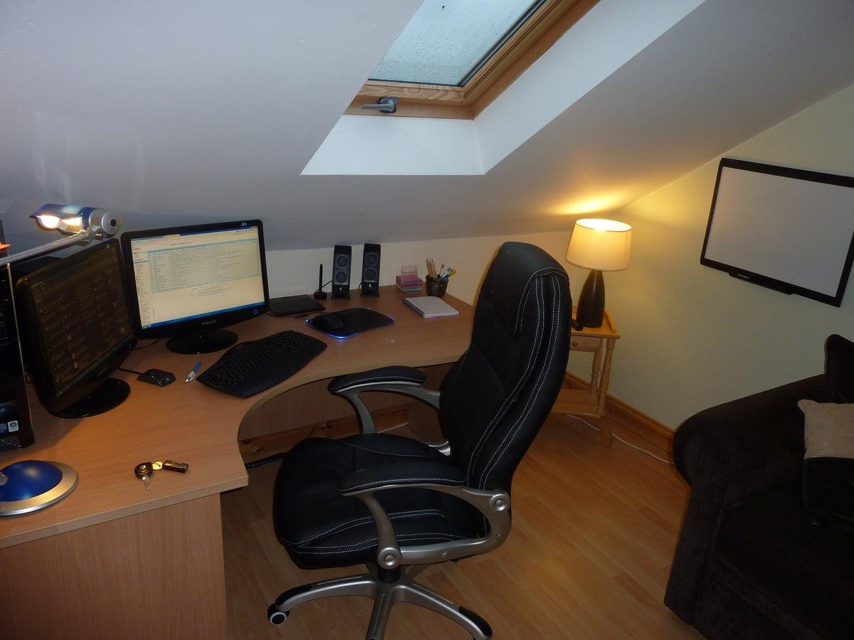 Working from home home office coronavirus