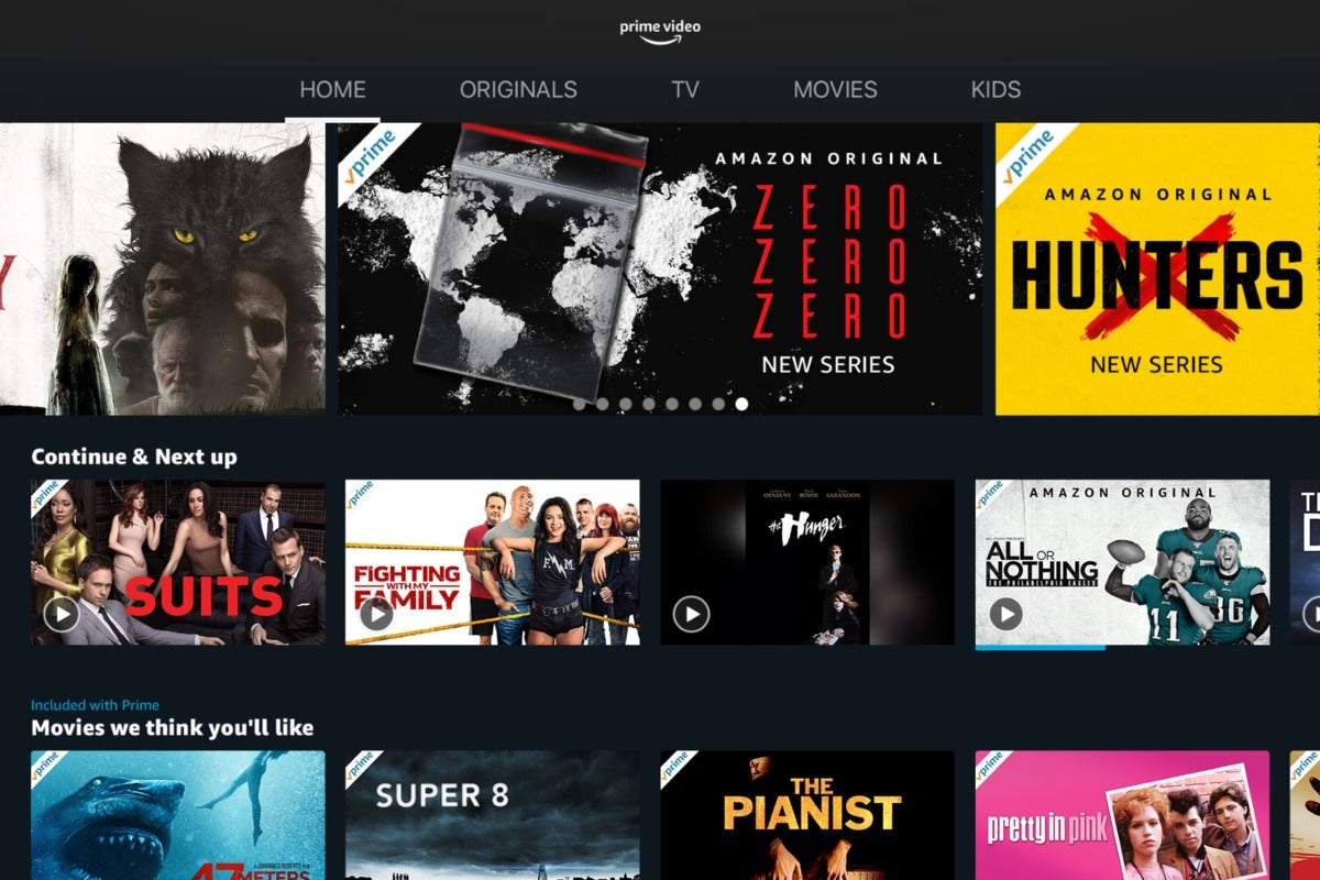 Amazon Prime Video is finally getting hip to viewer profiles | TechHive