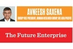 Opening Keynote by Avneesh Saxena, IDC: The Future Enterprise: Hyperscale, Hyperspeed and Hyperconnected