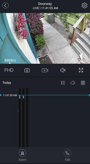 blurams outdoor pro app
