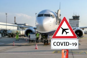 How Adelaide Airport is dealing with COVID-19 fallout