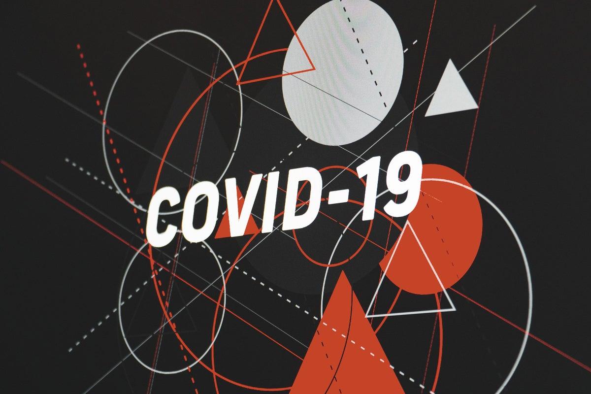 COVID-19 coronavirus [abstract concept]