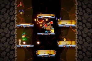 exit the gungeon apple arcade