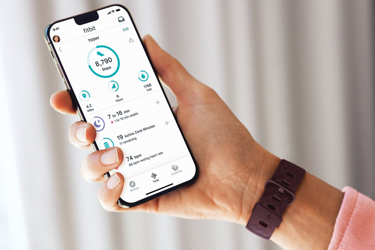 fitbit charge 4 activity zone