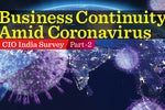 92% of Indian CIOs expect COVID-19 to have a significant business impact