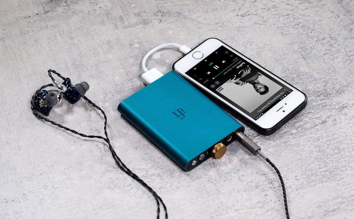 ifi hip dac phone