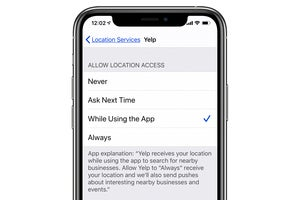 ios13 location services