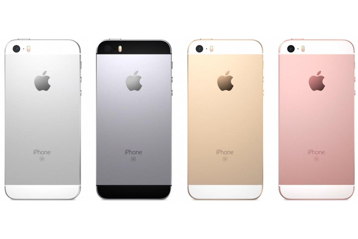 Apple announces 4.7-inch, $399 iPhone SE
